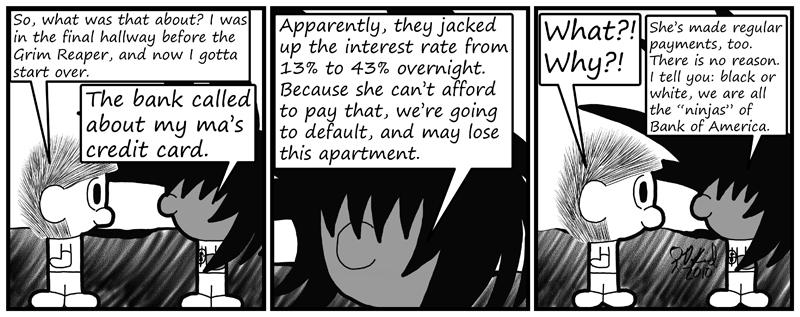 """Negligence #397: We're All """"Ninjas"""""""